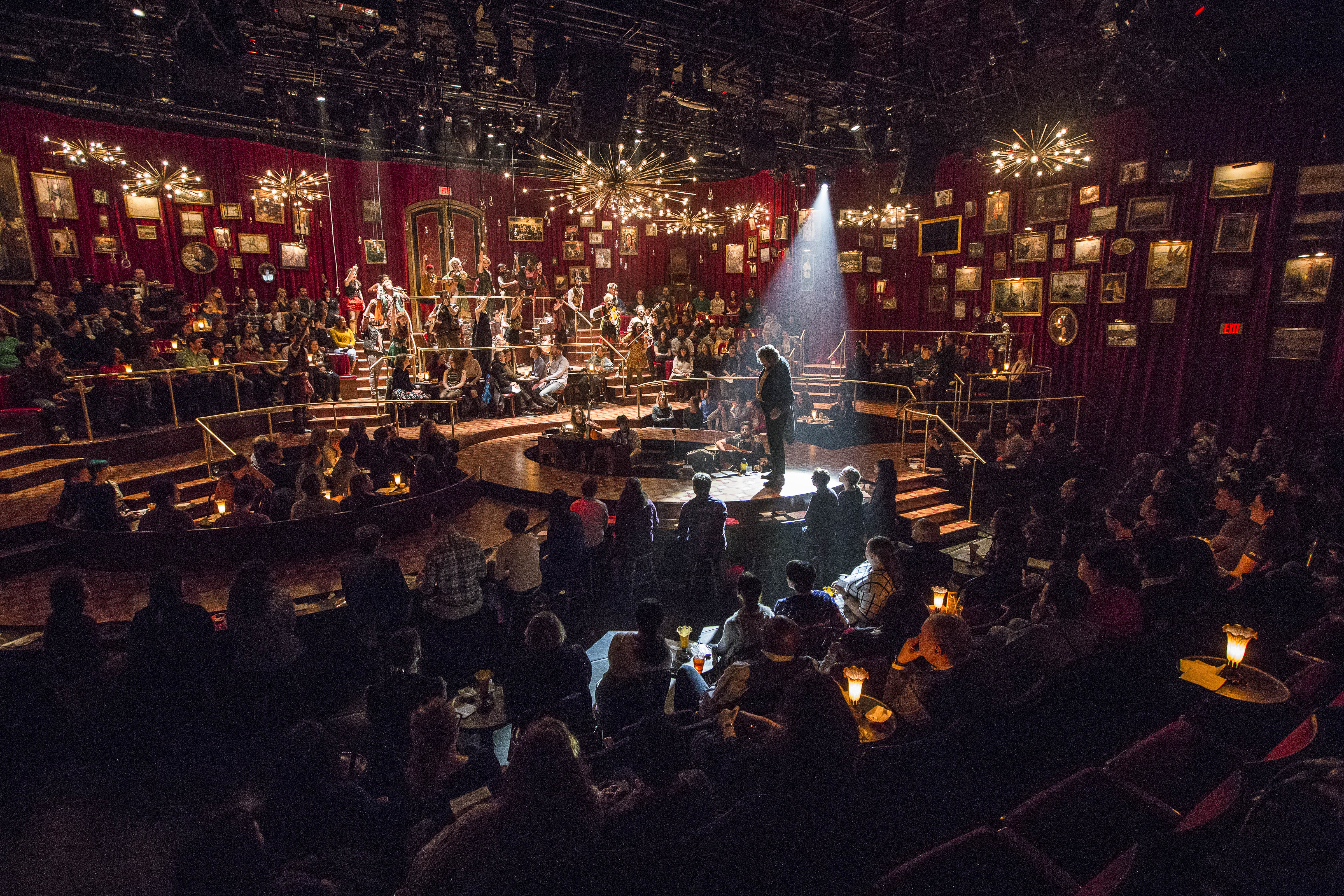 Natasha, Pierre & The Great Comet of 1812 Production Photo