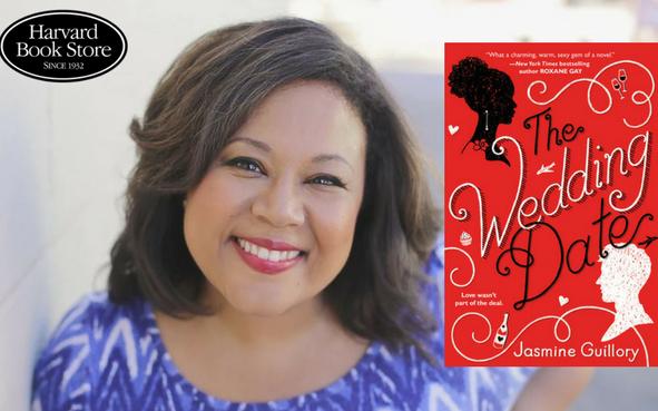 Harvard Book Store presents Jasmine Guillory