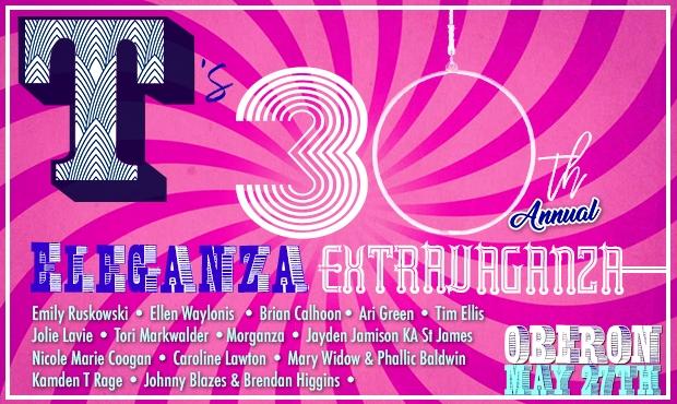 T's 30th Annual Eleganza Extravaganza