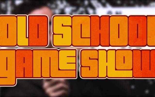 Old School Game Show