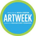 ArtWeek Presented by Highland Street Foundation Produced by Boch Center